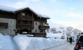Ansicht des Objektes Mietobjekt Appartement 1165 Les 2 Alpes