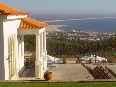 Ausblick aus der Ferienunterkunft Mietobjekt Fremdenzimmer 11824 Figueira da Foz
