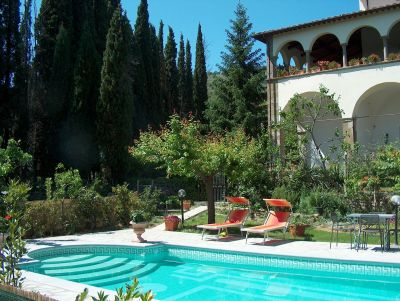 Schwimmbad Mietobjekt Villa 11865 Arezzo