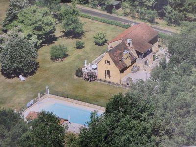 Ansicht des Objektes Mietobjekt Haus 12455 Sarlat