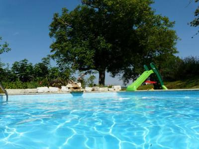 Mietobjekt Ferienunterkunft auf dem Land 12564 Penne d'Agenais