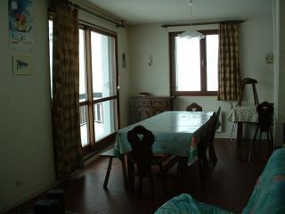 Esszimmer Mietobjekt Appartement 1351 Les Gets