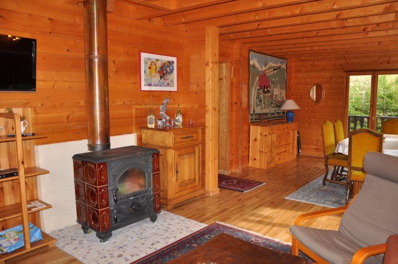Wohnzimmer Mietobjekt Chalet 1357 Les Gets