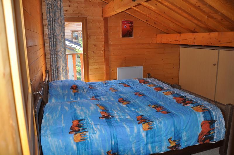 Schlafzimmer 3 Mietobjekt Chalet 1357 Les Gets