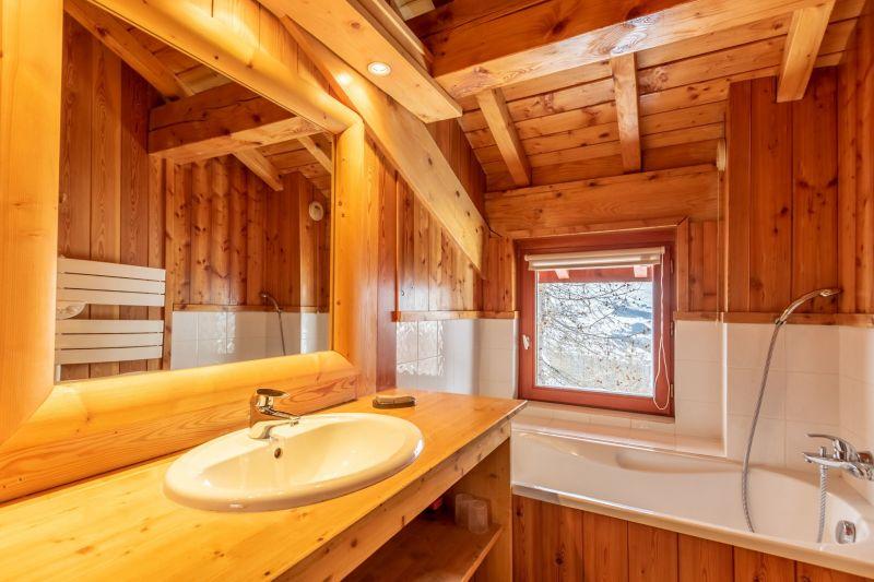 Badezimmer 1 Mietobjekt Chalet 136 Les Arcs