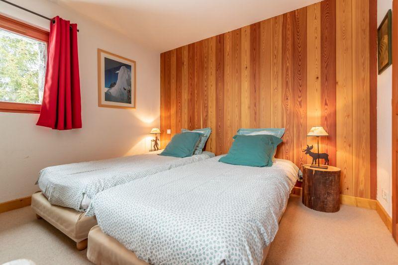 Schlafzimmer 3 Mietobjekt Chalet 136 Les Arcs
