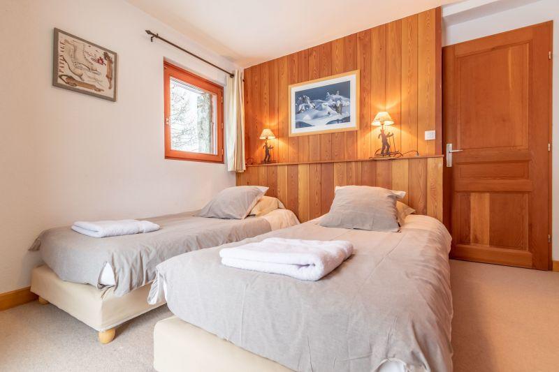 Schlafzimmer 4 Mietobjekt Chalet 136 Les Arcs
