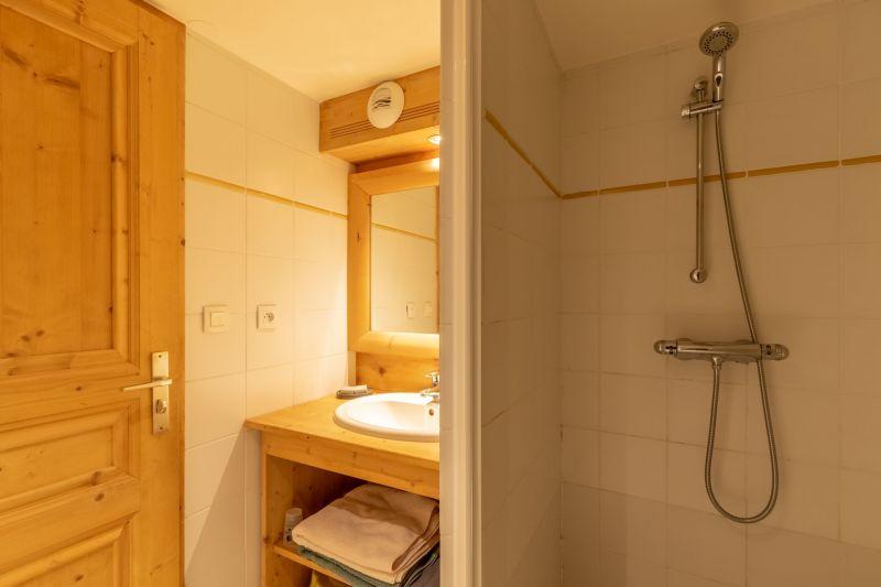 Badezimmer 4 Mietobjekt Chalet 136 Les Arcs