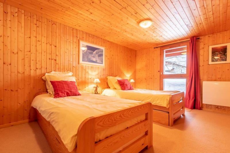 Schlafzimmer 5 Mietobjekt Chalet 136 Les Arcs