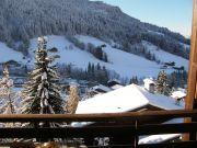 Ferienwohnung einer Wohnanlage in Le Grand Bornand für 5 bis 6 Personen
