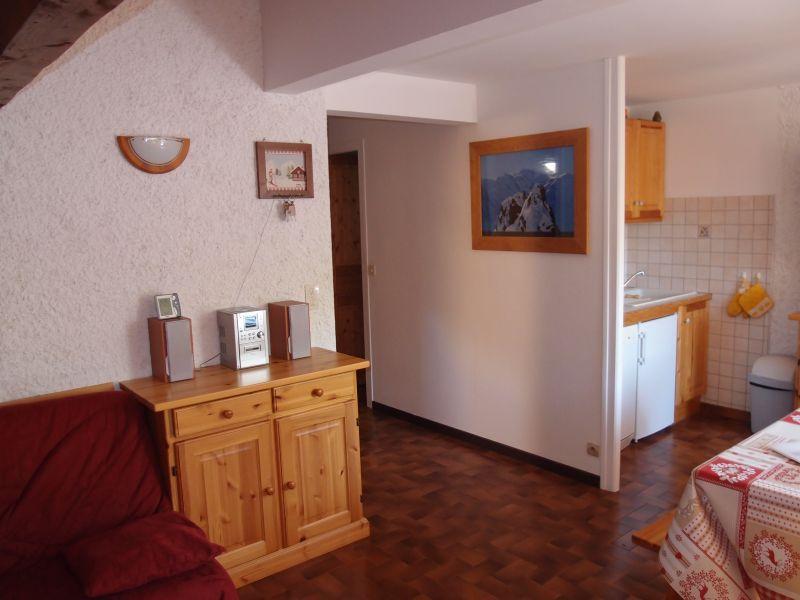 Wohnzimmer Mietobjekt Appartement 1370 Le Grand Bornand
