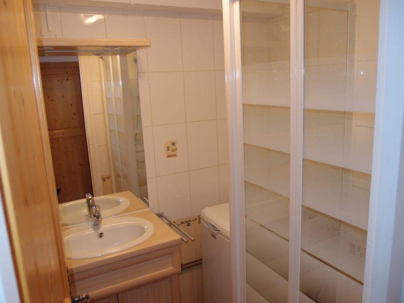 Badezimmer Mietobjekt Appartement 1370 Le Grand Bornand