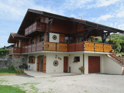 Mietobjekt Ferienunterkunft auf dem Land 14092 Evian les Bains