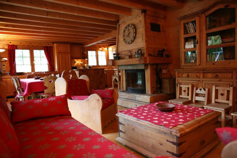 Aufenthalt Mietobjekt Chalet 1412 Chamonix Mont-Blanc