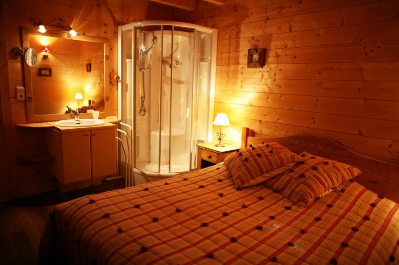 Schlafzimmer 3 Mietobjekt Chalet 1412 Chamonix Mont-Blanc