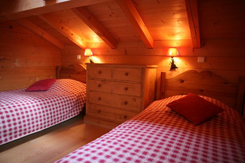 Schlafzimmer 4 Mietobjekt Chalet 1412 Chamonix Mont-Blanc