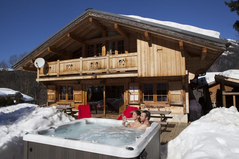 Ansicht des Objektes Mietobjekt Chalet 1412 Chamonix Mont-Blanc