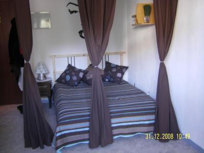 Schlafzimmer 1 Mietobjekt Studio 14395 Amélie-Les-Bains