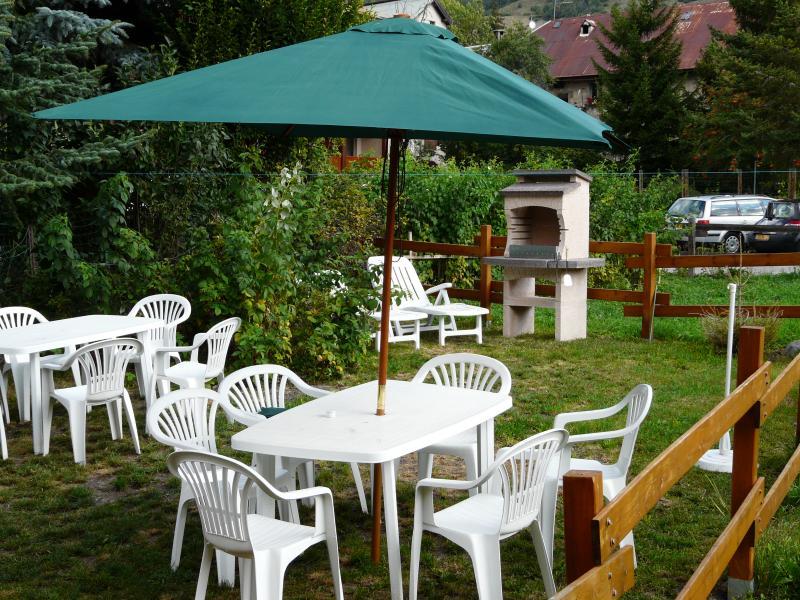 Garten Mietobjekt Appartement 14750 Serre Chevalier