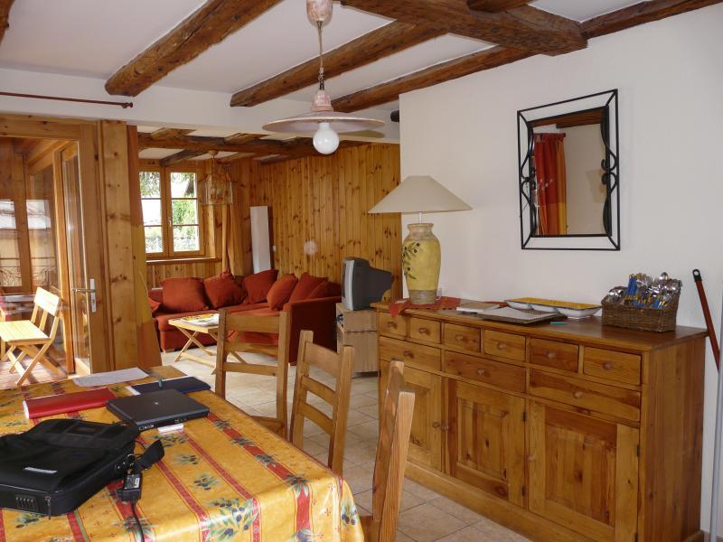 Wohnzimmer Mietobjekt Appartement 14750 Serre Chevalier