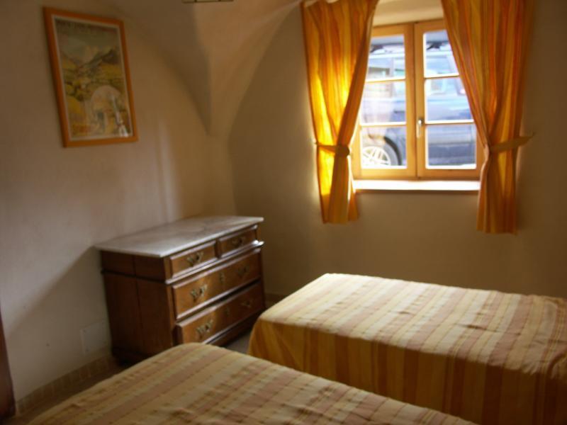 Schlafzimmer 2 Mietobjekt Appartement 14750 Serre Chevalier