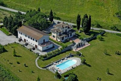 Ansicht des Objektes Mietobjekt Ferienunterkunft auf dem Land 14779 Cortona