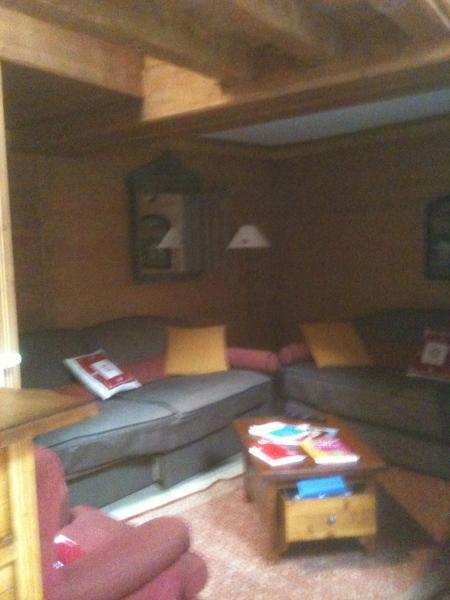 Wohnzimmer Mietobjekt Appartement 148 Les Arcs