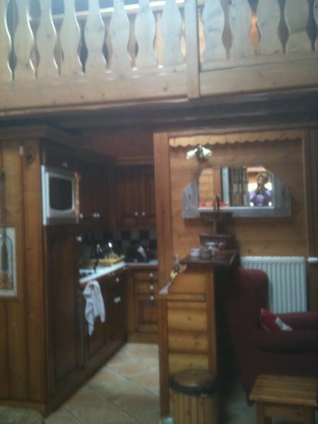 Kochnische Mietobjekt Appartement 148 Les Arcs