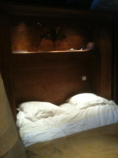 Schlafzimmer Mietobjekt Appartement 148 Les Arcs