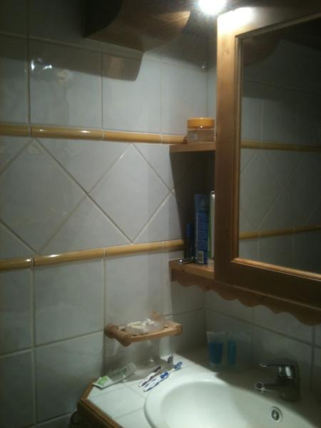 Badezimmer Mietobjekt Appartement 148 Les Arcs