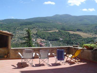 Mietobjekt Haus 14841 Montalcino