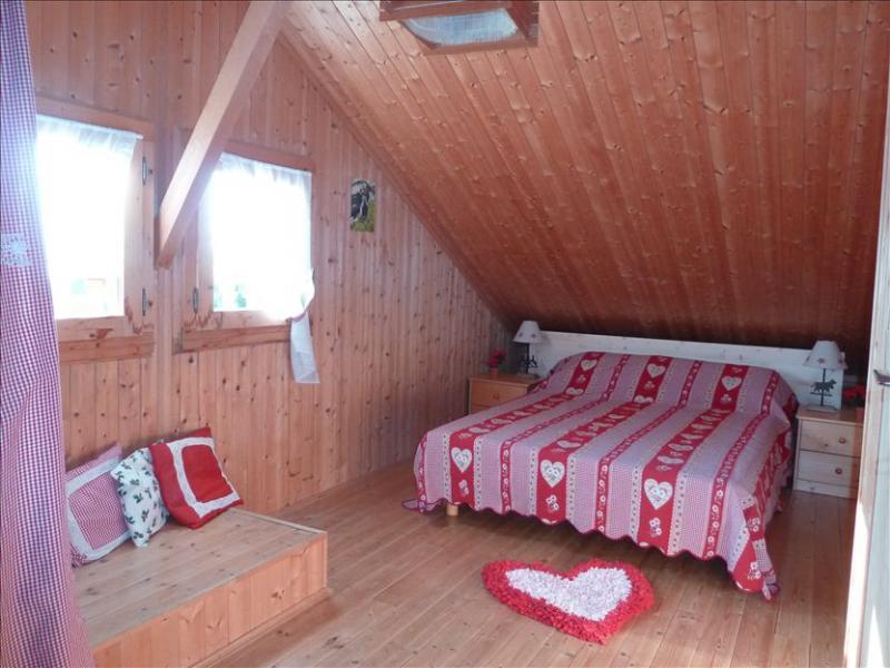Schlafzimmer 1 Mietobjekt Chalet 14972 Thonon Les Bains