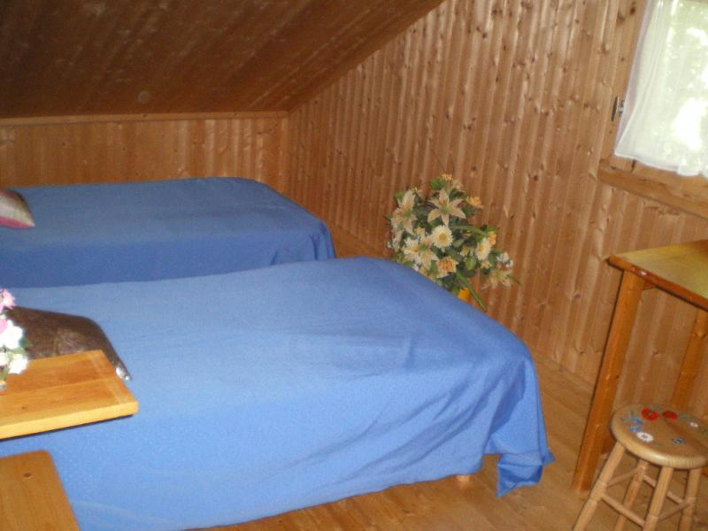 Schlafzimmer 2 Mietobjekt Chalet 14972 Thonon Les Bains