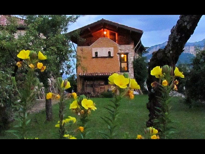 Garten Mietobjekt Ferienunterkunft auf dem Land 16078 Grenoble