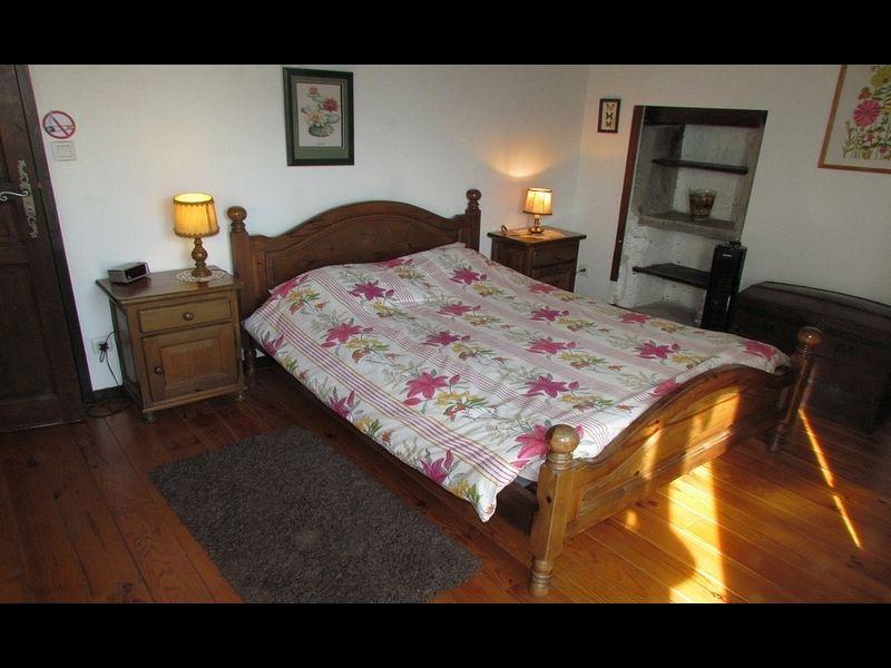 Schlafzimmer 1 Mietobjekt Ferienunterkunft auf dem Land 16078 Grenoble