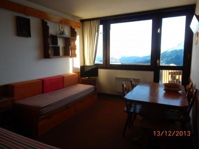 Wohnzimmer Mietobjekt Studio 16285 La Plagne