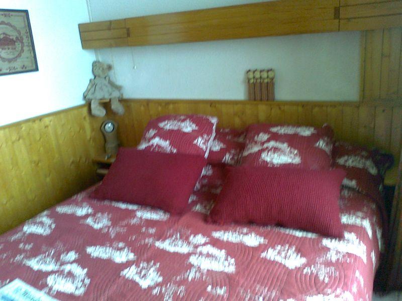 Schlafzimmer Mietobjekt Appartement 1629 Les Menuires