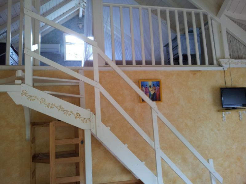 Wohnzimmer Mietobjekt Ferienunterkunft auf dem Land 16331 Saint Francois