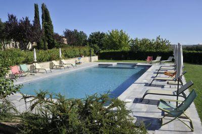 Schwimmbad Mietobjekt Ferienunterkunft auf dem Land 17753 Siena