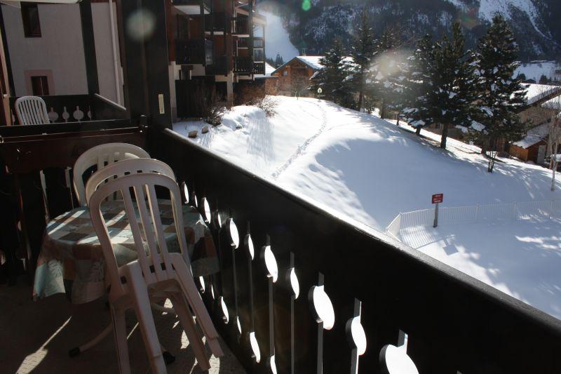 Balkon Mietobjekt Appartement 18251 Pralognan la Vanoise