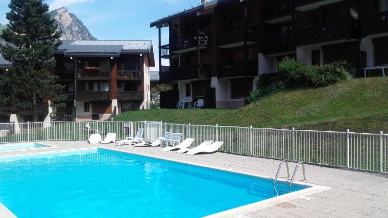 Schwimmbad Mietobjekt Appartement 18251 Pralognan la Vanoise