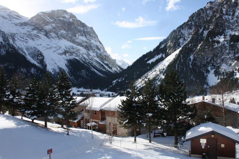 Ausblick aus der Ferienunterkunft Mietobjekt Appartement 18251 Pralognan la Vanoise
