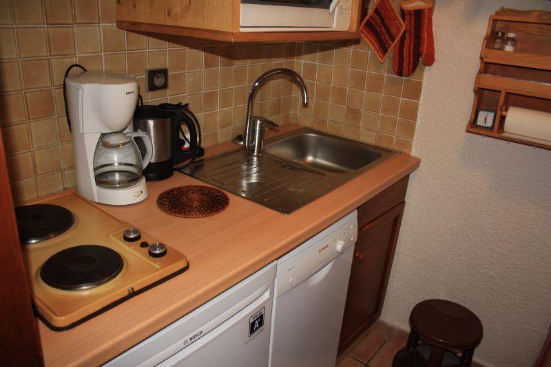 Kochnische Mietobjekt Appartement 18251 Pralognan la Vanoise