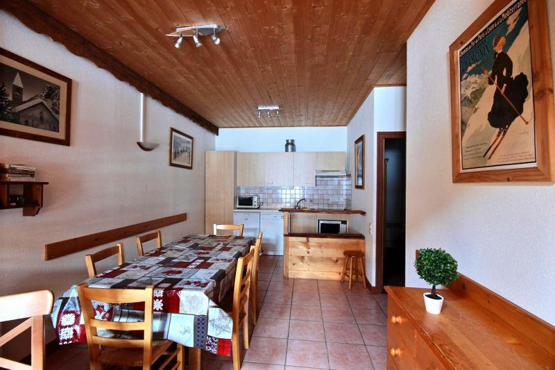 offene Küche Mietobjekt Appartement 1951 Morzine