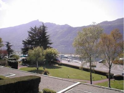 Ausblick vom Balkon Mietobjekt Studio 20497 Aix Les Bains