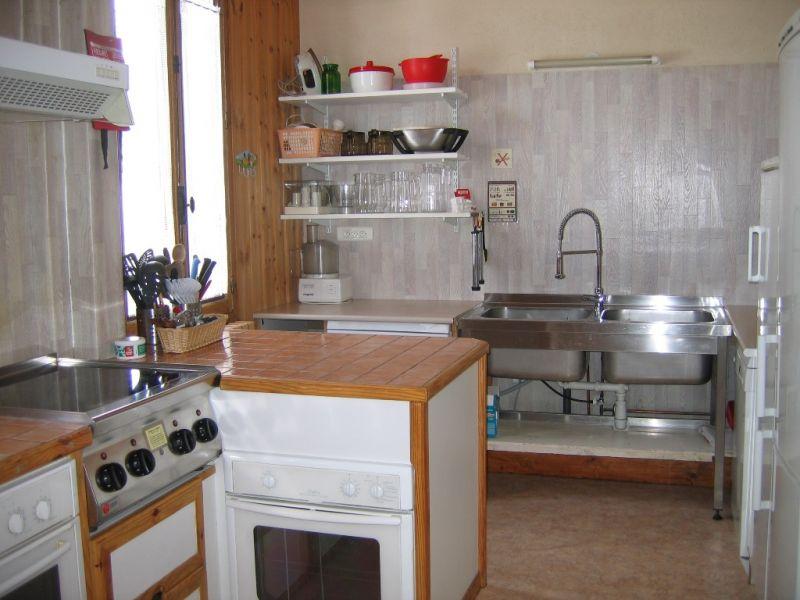 separate Küche Mietobjekt Chalet 2148 La Plagne