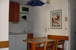 Esszimmer Mietobjekt Appartement 2164 La Plagne
