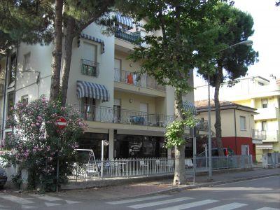 Ansicht des Objektes Mietobjekt Appartement 21770 Rimini