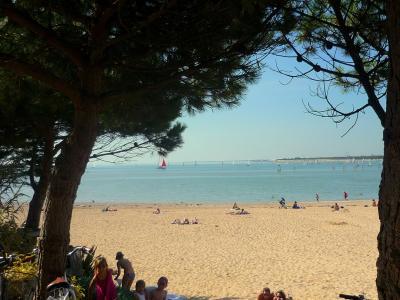 Strand Mietobjekt Appartement 21860 La Rochelle