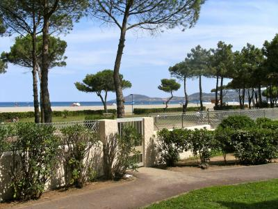 Ausblick aus der Ferienunterkunft Mietobjekt Appartement 22084 Argeles sur Mer